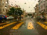 Rainy San Francisco Photo, print