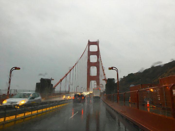 Golden Gate Bridge Photo - Erfert Art
