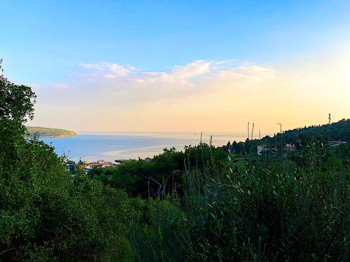turkish island - Erfert Art