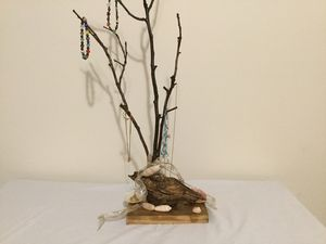 Driftwood Tree Jewelry holder