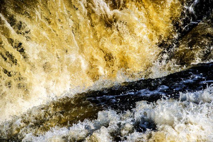 Hog's back rapids - Kumoki