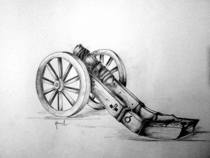 Cannon - Parihan