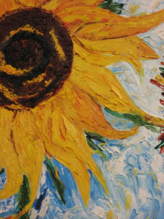 Sun Flower - Moonlight Gallery