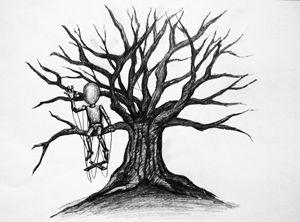 Pupet & tree