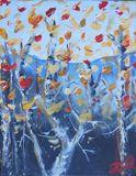 Fall Morning Original Painting