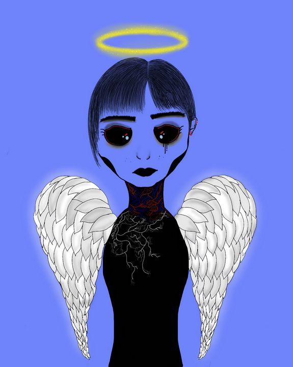 Dark Angel - Gehad's hand