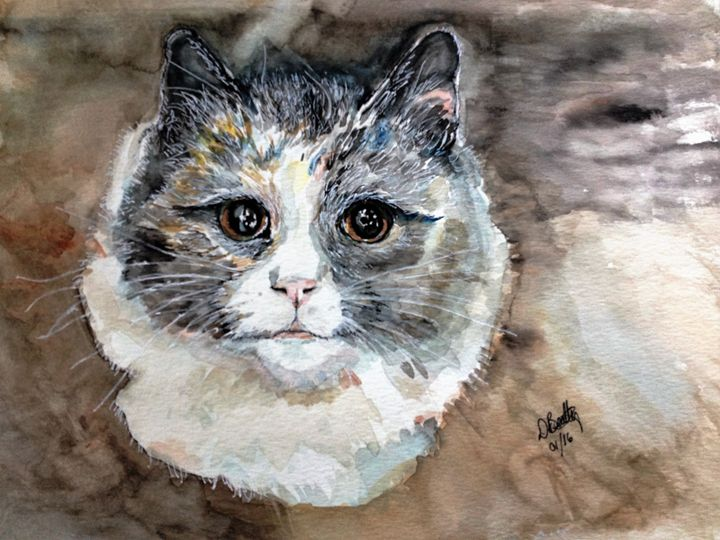 Pretty Kitty - Out of Darkness: Diane Beatty