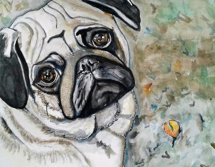 Pugging You - Out of Darkness: Diane Beatty