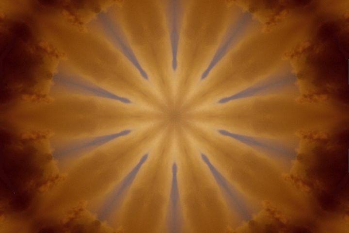 Heavens Spectrum Of Love And Light - Starlight