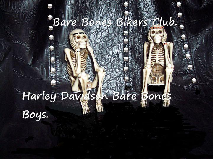 Bare Bones Bikers Club - Starlight