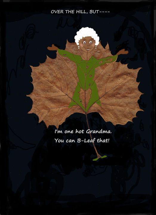 B-Leaf It Or Not! - Starlight