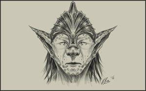 Creature Design - Catarian