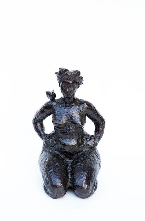 Damoiselle - Evelyne Angelé-Nille