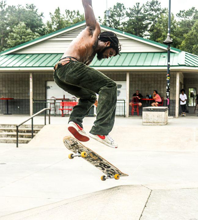 Skateboarding Day - Recent Work