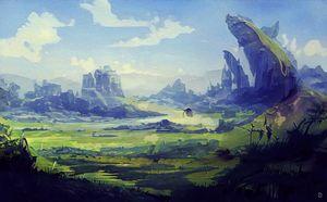 Spaceship Remnants