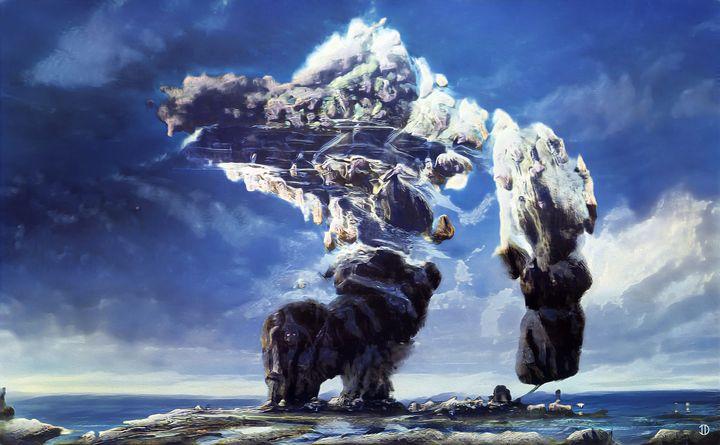 Cronus the Titan - ID Artcraft