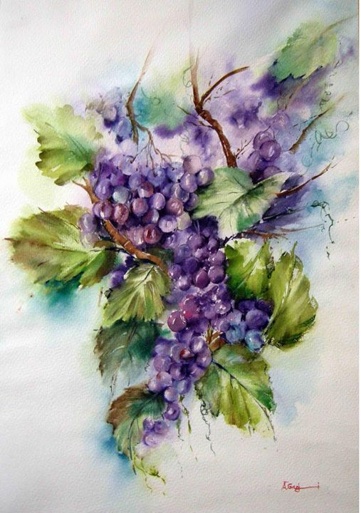 A cluster of Heaven - Namin Art