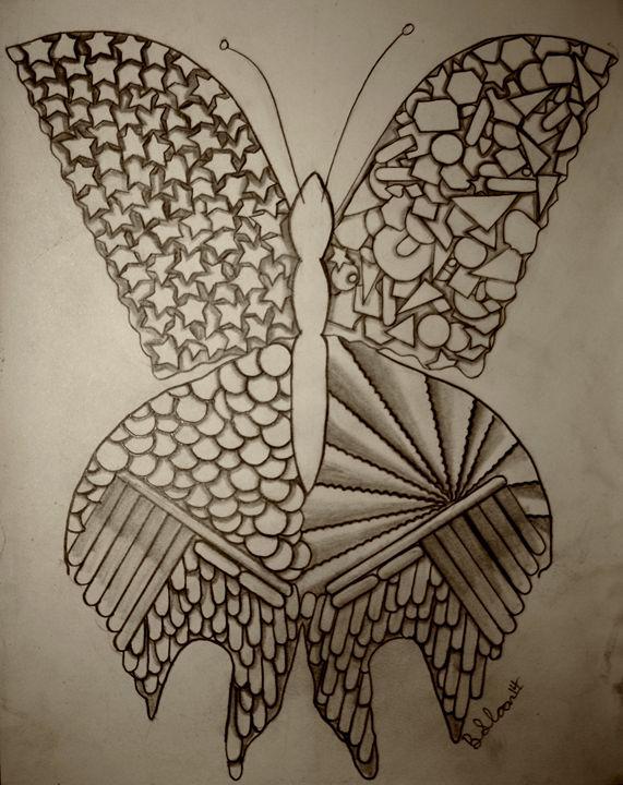 butterfly - BrianSloan