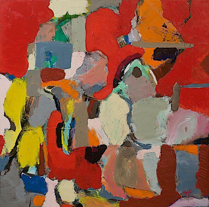 Coastal Sunrise - Allan Friedlander's  paintings