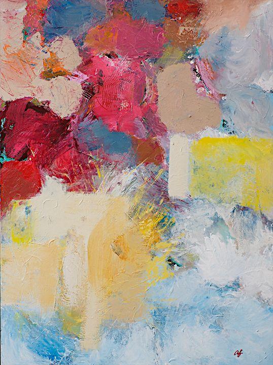 When the Angels Sing - Allan Friedlander's  paintings