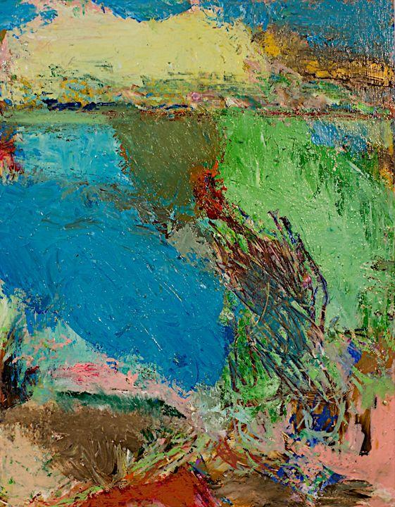 Deep Roots - Allan Friedlander's  paintings