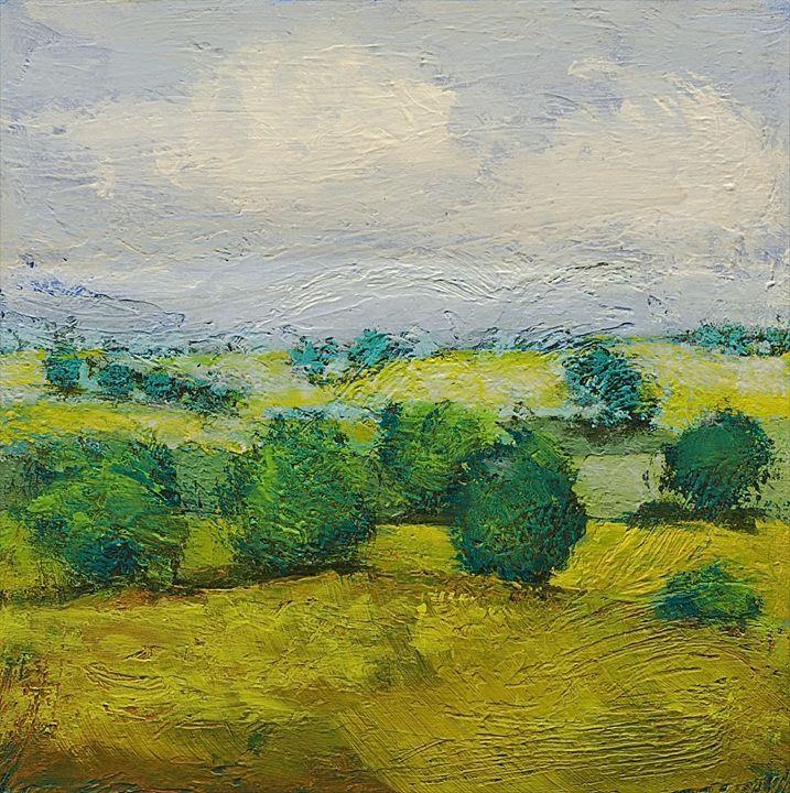 Enchanted - Allan Friedlander's  paintings
