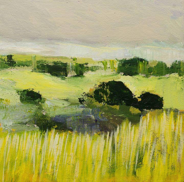Southhampton - Allan Friedlander's  paintings