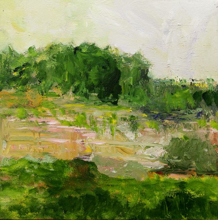 Portsmouth - Allan Friedlander's  paintings