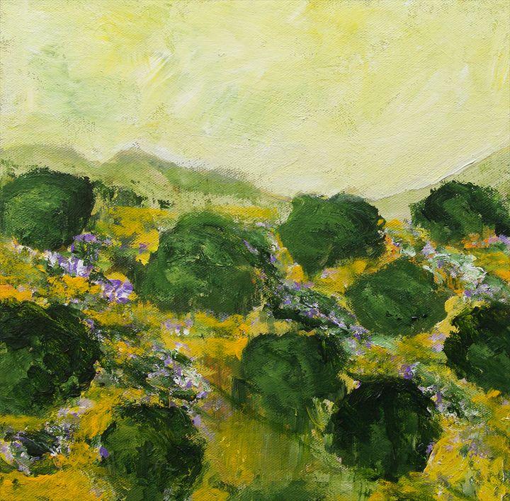 Dover - Allan Friedlander's  paintings