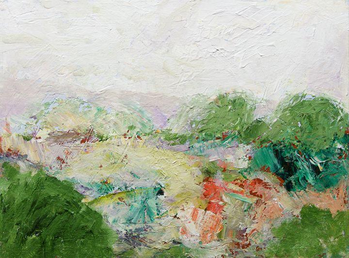 Blackstone - Allan Friedlander's  paintings