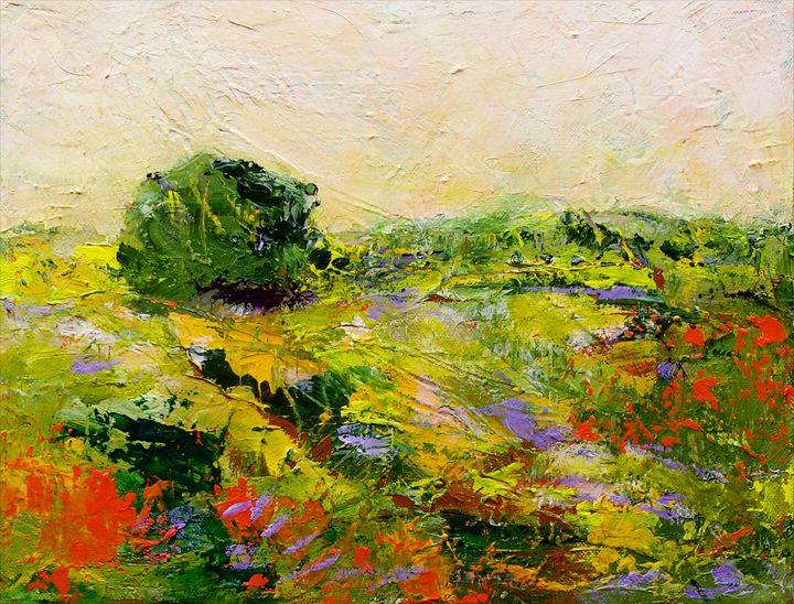 Chippenham - Allan Friedlander's  paintings