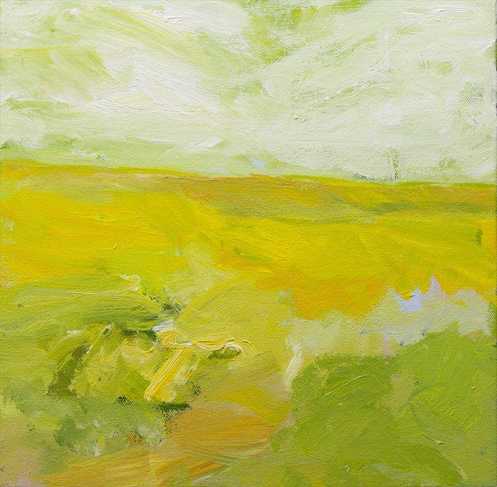 Blackburn - Allan Friedlander's  paintings