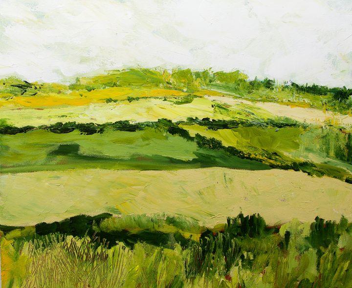Cottonworth - Allan Friedlander's  paintings