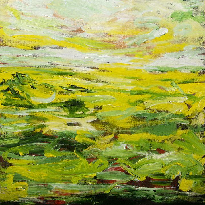 Rainford - Allan Friedlander's  paintings