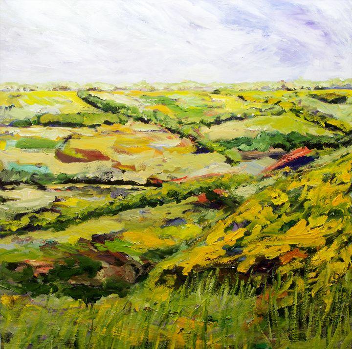Ambleside - Allan Friedlander's  paintings