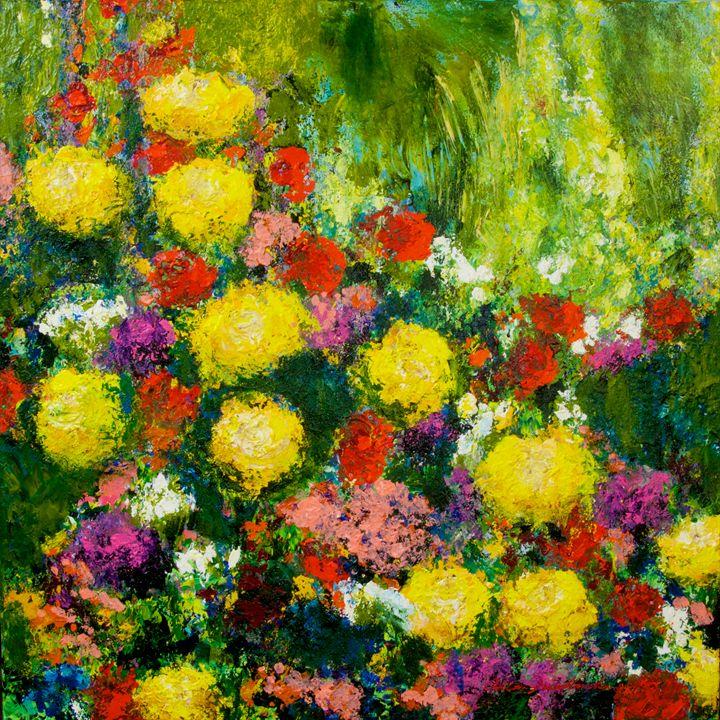Savannah - Allan Friedlander's  paintings