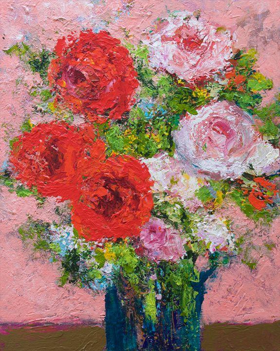 Victoria - Allan Friedlander's  paintings