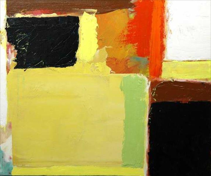 Brisbane - Allan Friedlander's  paintings