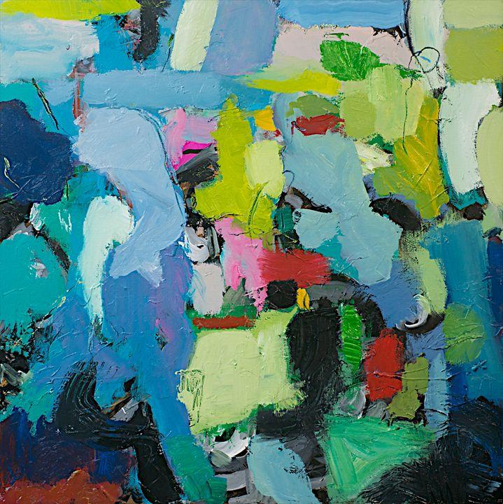 Moultrie - Allan Friedlander's  paintings