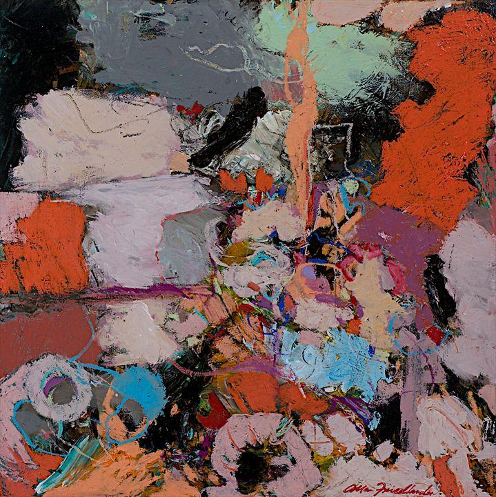 Deep Impulses - Allan Friedlander's  paintings
