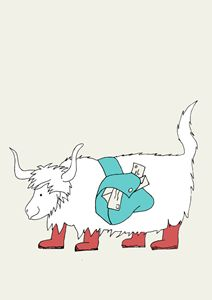Yak in Boots