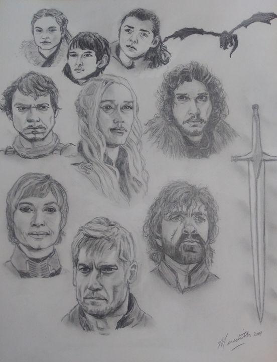 Game of Thrones - MWM artworks