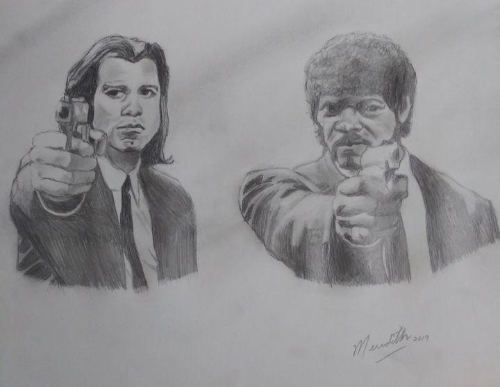 Pulp Fiction - MWM artworks