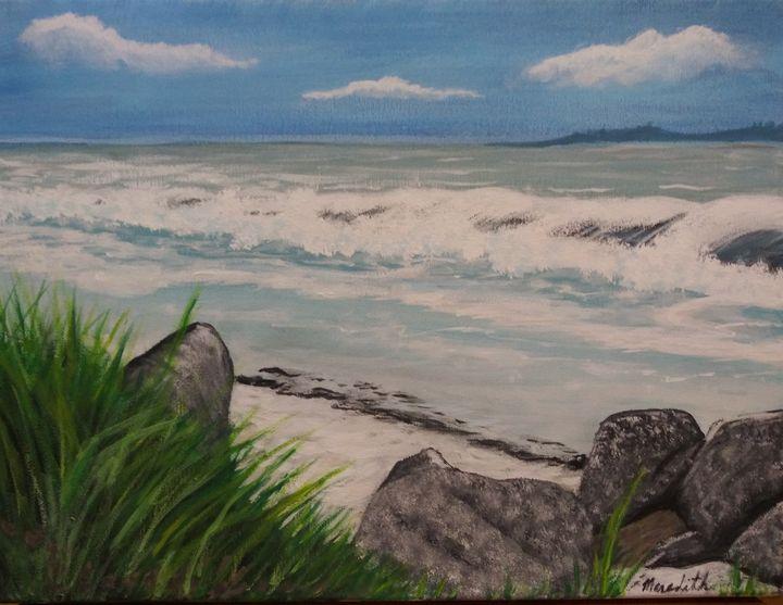 Rocky Beach - MWM artworks