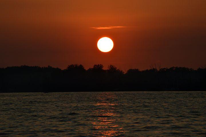 Lake Sunset - Boomerob photography