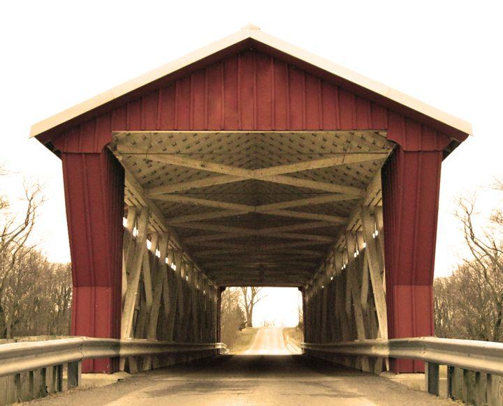 Covered Bridge - Boomerob photography