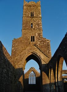 Old Church Galway