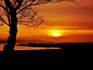 Sunset Galway Bay