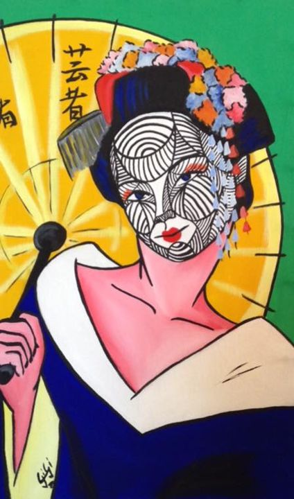 Geisha - GigiArtWork