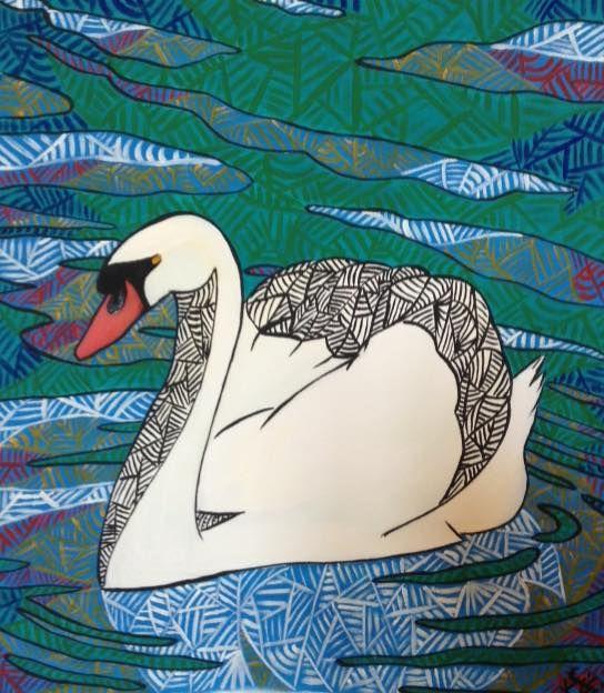 the Swan - Gi_laPorta Artist